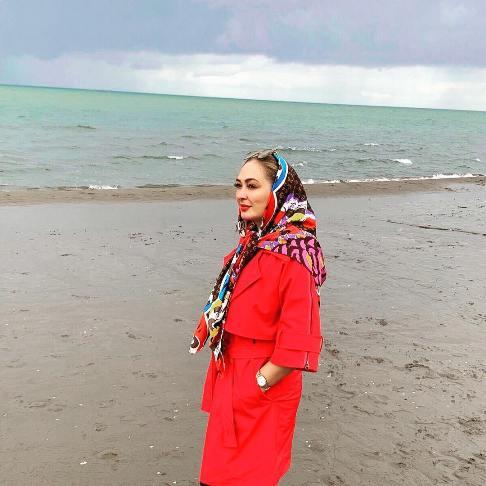 الهام حمیدی: همیشه بخندید و نگران نباشید