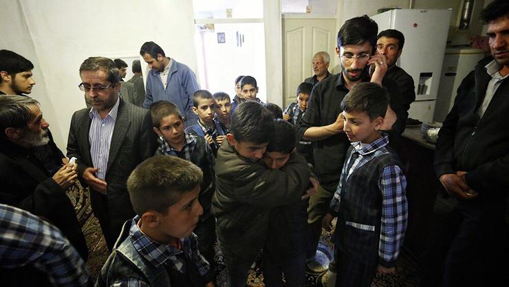بهروز حاجیلو چرا به این روحانی شلیک کرد + عکس - 9