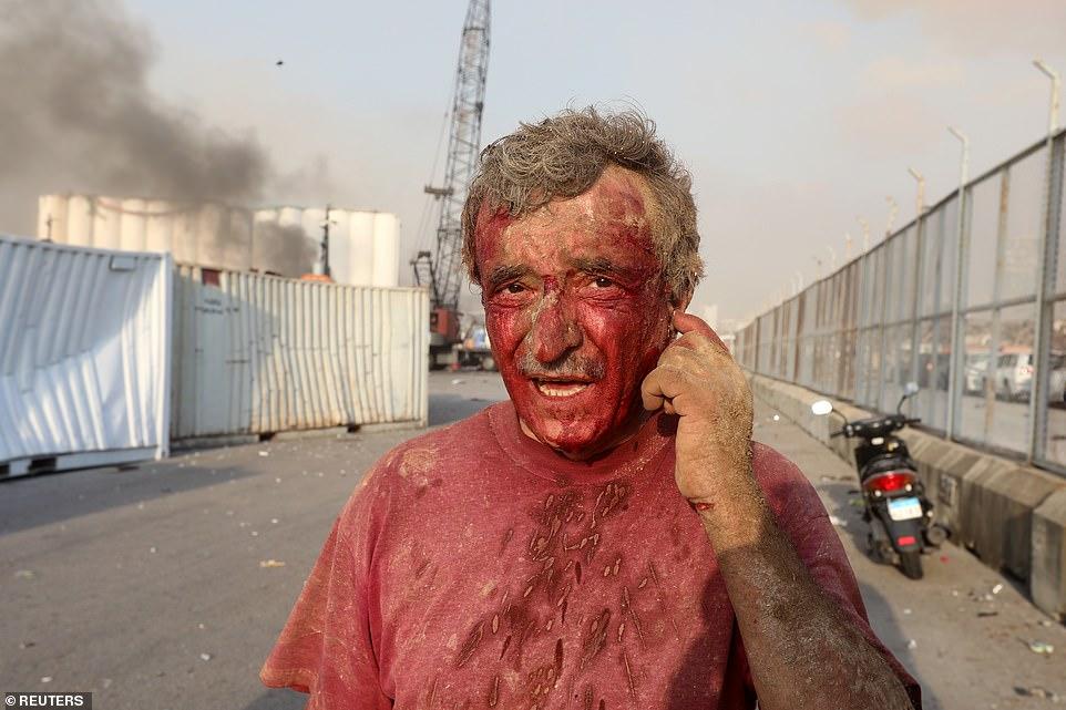 انفجار بیروت (12)