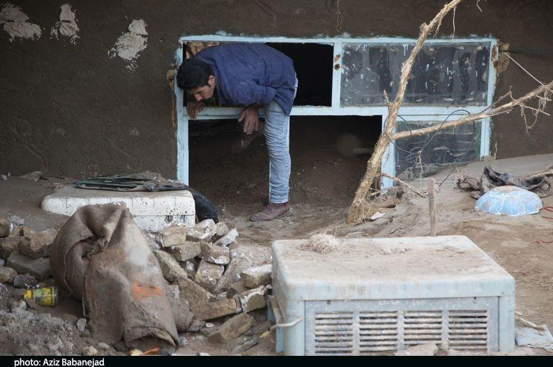 تخریب کامل روستای «چممهر»