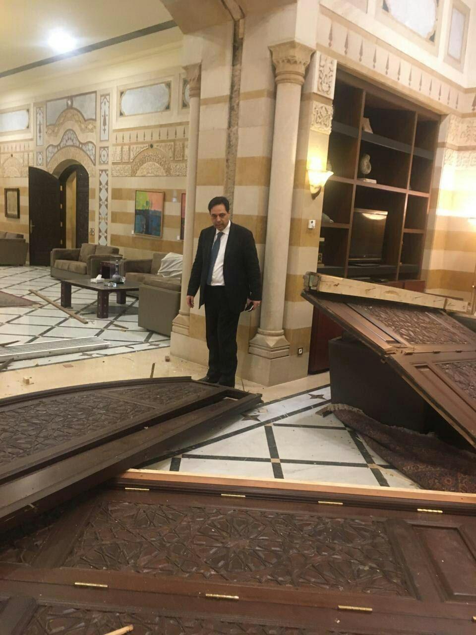حادثه در بیروت