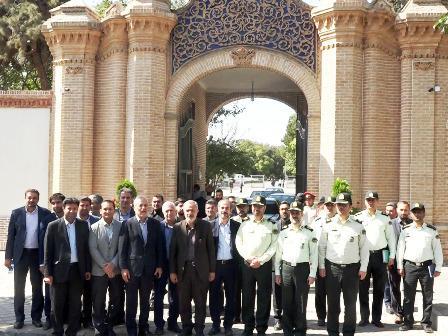 پلیس تهران