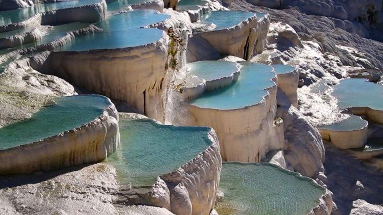 rock andf water