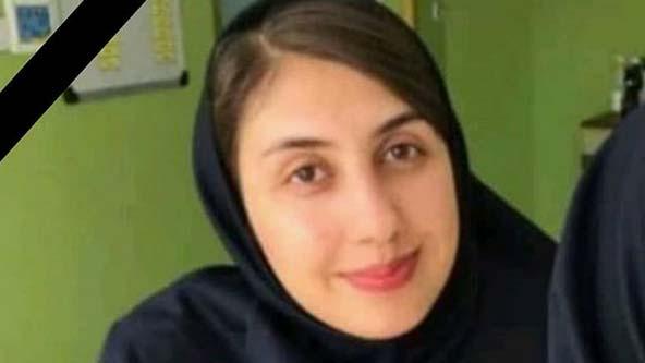 زنده یاد نسرین محمود خانی کارشناس اتاق عمل