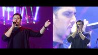 اجرای آهنگ های پر مخاطب خواننده پاپ در تالار وزارت کشور