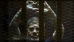 3 سال زندان برای محمد مرسی قطعی شد +عکس