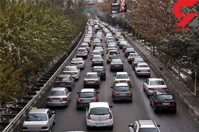 کاهش مجروحان و جانباختگان حوادث جادهای البرز