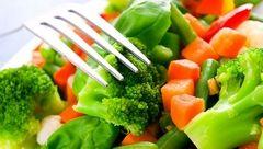رژیم غذایی برای درمان بیماری کبد چرب