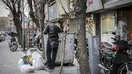 پاکسازی املاک متروکه در جنوب تهران