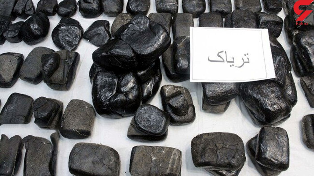 Police seize over 500 kg of narcotics in Semnan province