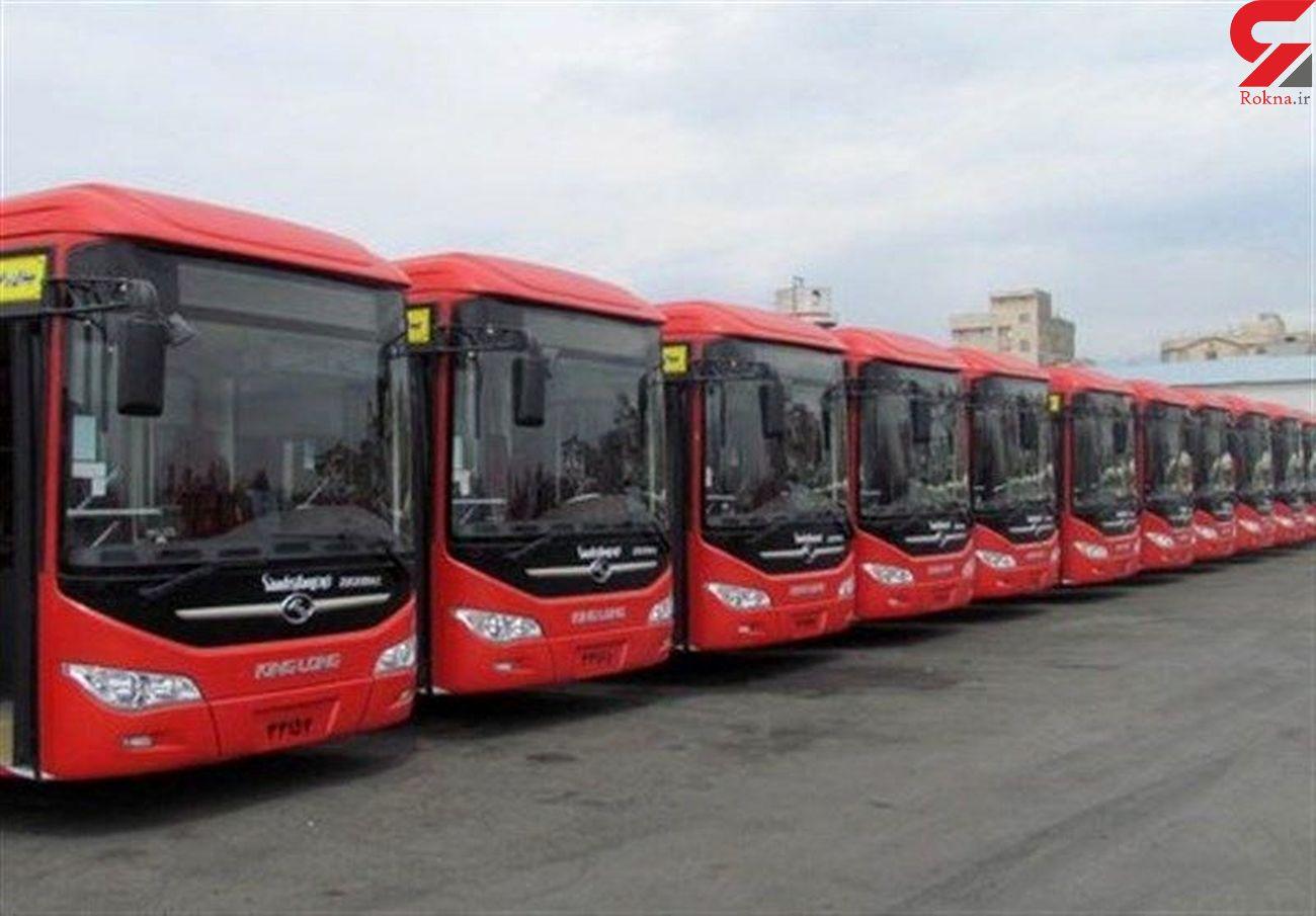 دولت باید برای تأمین هزینههای اتوبوسرانی تهران کمک کند / روزانه به ۱۱۳۰۰ ماسک نیاز است