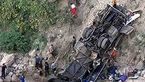 54 کشته و زخمی در واژگونی یک اتوبوس در مراکش +عکس