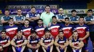 جوانان فرنگی کار ایران قهرمان آسیا شدند