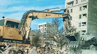 واکنش وکیل شهرداری تهران در مرگ یک مرد به خاطر تخریب یک خانه