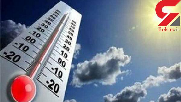 کاهش دمای تهران در روز های آینده