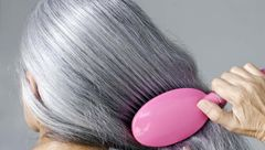 رفع سفیدی مو با ناب ترین ترفندهای خانگی