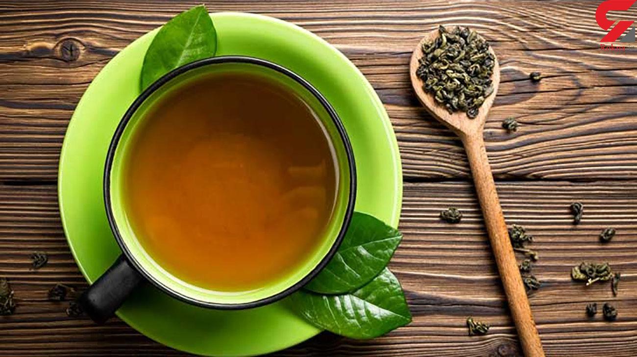 با چای سبز به جنگ سرطان بروید