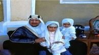 تصویر اولین پادشاه عزل شده سعودی قبل از آنکه بمیرد !