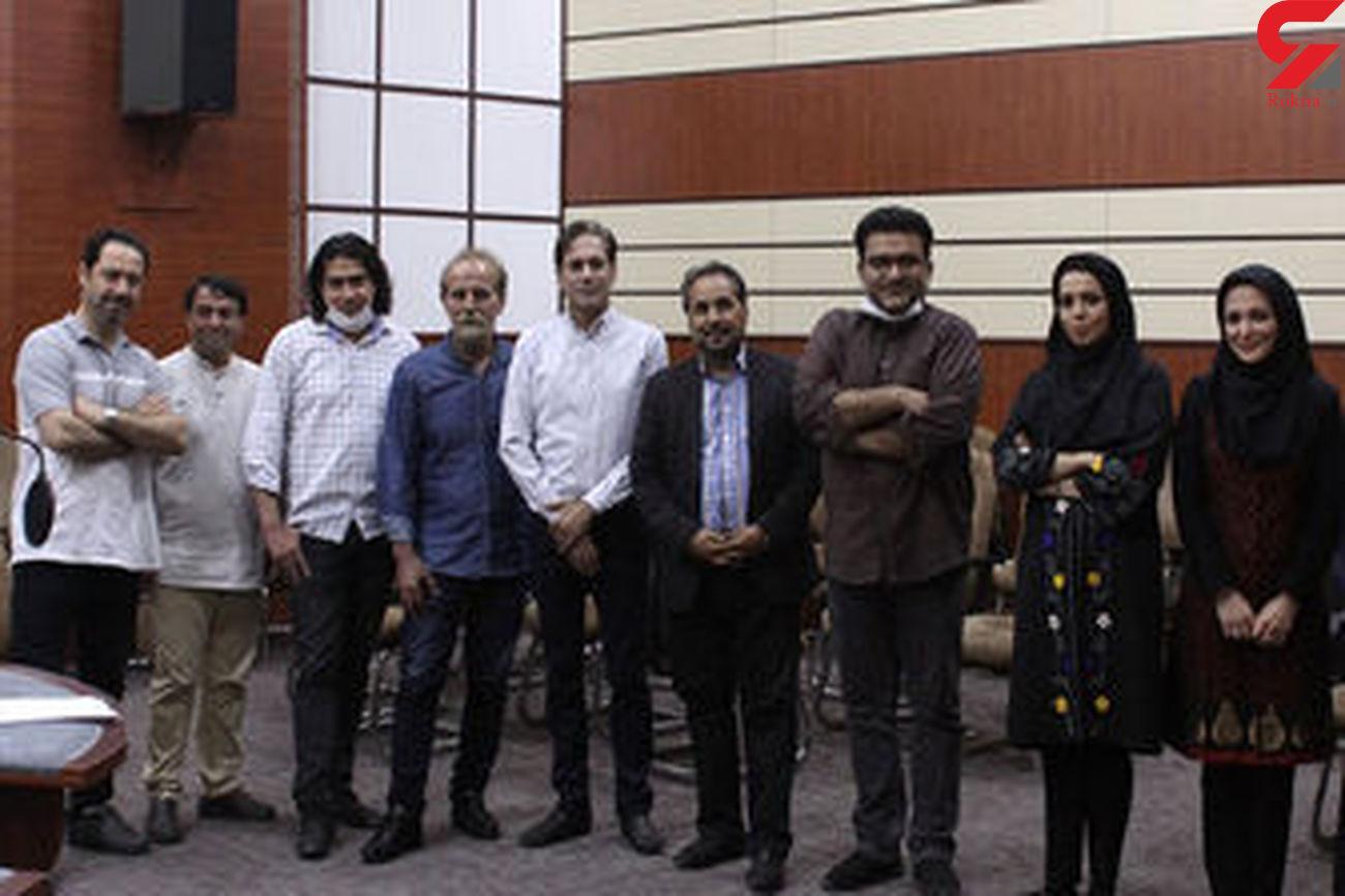 مجری مشهور ایرانی بازیگر شد + عکس