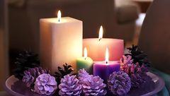 بلایی که دود شمع بر سر سلامتی تان می آورد!