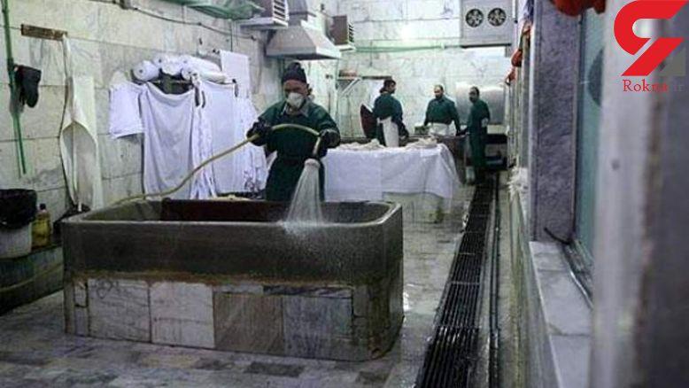 خاطرات ترسناک زنان از لحظه به لحظه کار کردن در غسالخانه کرمان