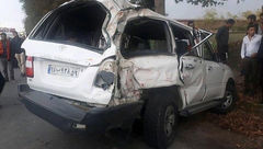 راننده خودروی نوربخش و تاج الدینی دستگیر شد +عکس