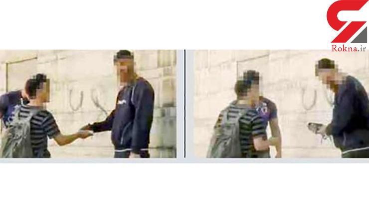 واکنش تند پلیس به انتشار فیلم مرموز خفت گیری در تهران + عکس