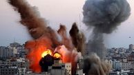 منابع فلسطینی از انفجار در نوار غزه خبر میدهند