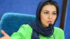 عذرخواهی خانم بازیگر ایرانی بخاطر حمایت از کومله اعدامی +عکس