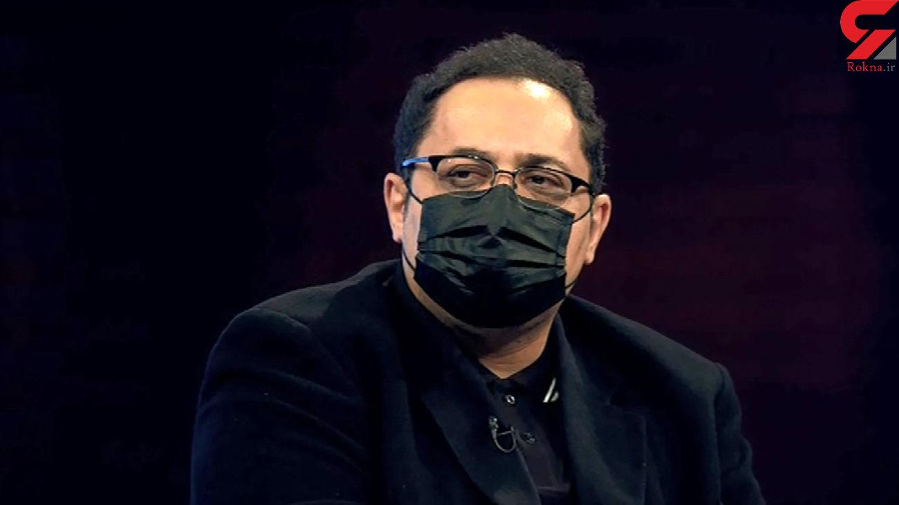 دکتر هاشمیان: پیک چهارم کرونا، پیک  سلبریتی هاست
