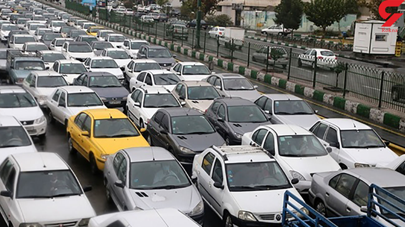 وضعیت ترافیکی پایتخت صبح امروز تهران