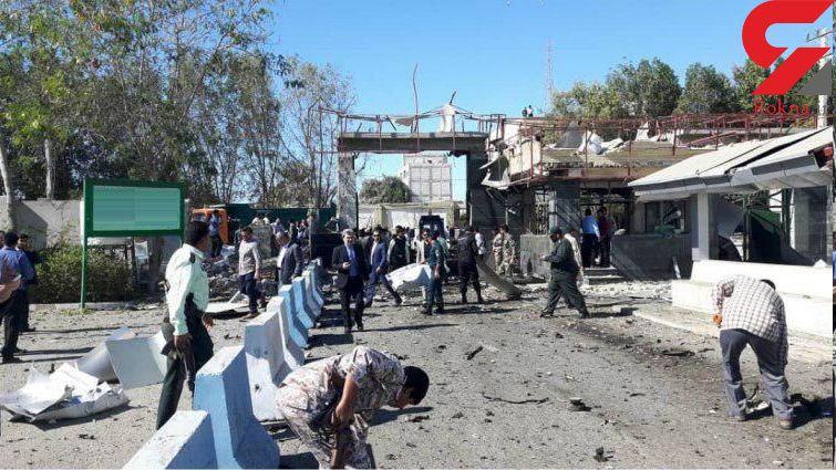 اسامی شهدای حادثه تروریستی چابهار اعلام شد / زخمی شدن زنی که قرار بود مادر شود + عکس