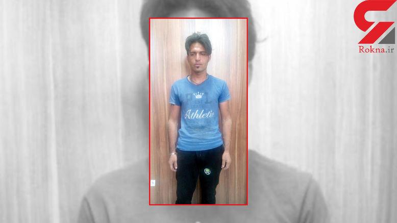 انتشار اولین عکس از معشوقه مرد قصاب! / او شوهر زن بی حیا را کشت! + گفتگو