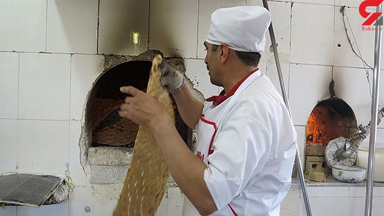 قیمت جدید نان