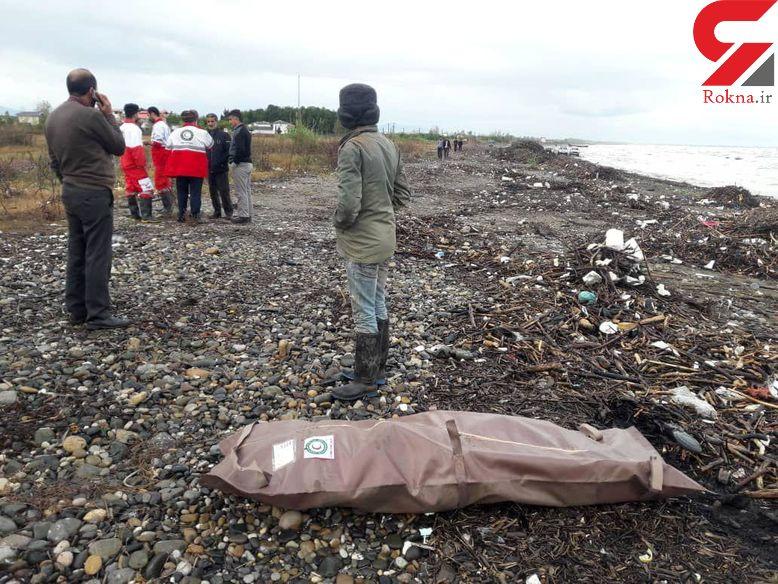 جسد جوان رودسری پس از 2 هفته در ساحل کلاچای پیدا شد +عکس