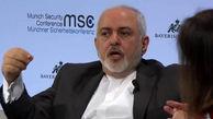 ظریف: قمار بزرگ آمریکاییها با ترور صلحسازترین ژنرال منطقه
