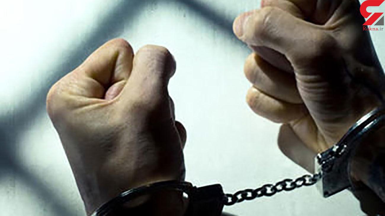 دستگیری 10 سارق در خدابنده