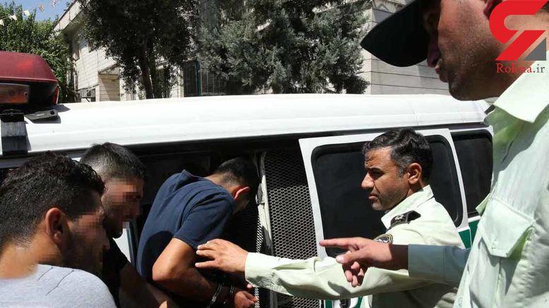 دستگیری 120 خلافکار حرفه ای در تعقیب و گریز پلیس در گنبدکاووس
