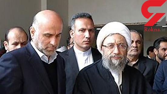 چرامعاون اجرایی رییس سابق قوه قضاییه بازداشت شد؟ / جزییات تشریح شد + فیلم