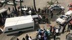 عکس/ راننده پراید سرهنگ و دو سرباز پلیس مشهد را زیر گرفت / سرباز کشته و پای همقطارش قطع شد +جزئیات