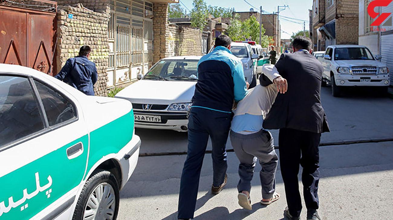 درگیری مسلحانه پلیس ایرانشهر با سوداگران مرگ