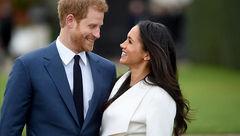 بارداری مگان مارکل و انتظار شاهزاده هری برای تولد اولین فرزند+عکس