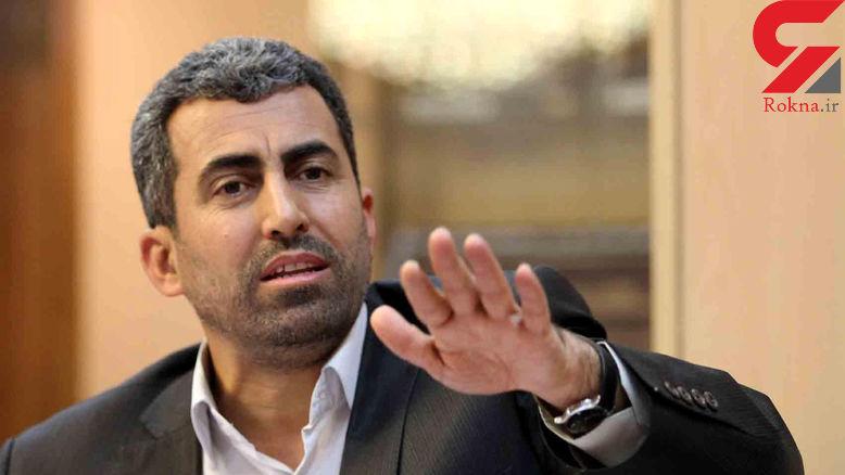 پورابراهیمی: آقای ربیعی استاد لابیگری است