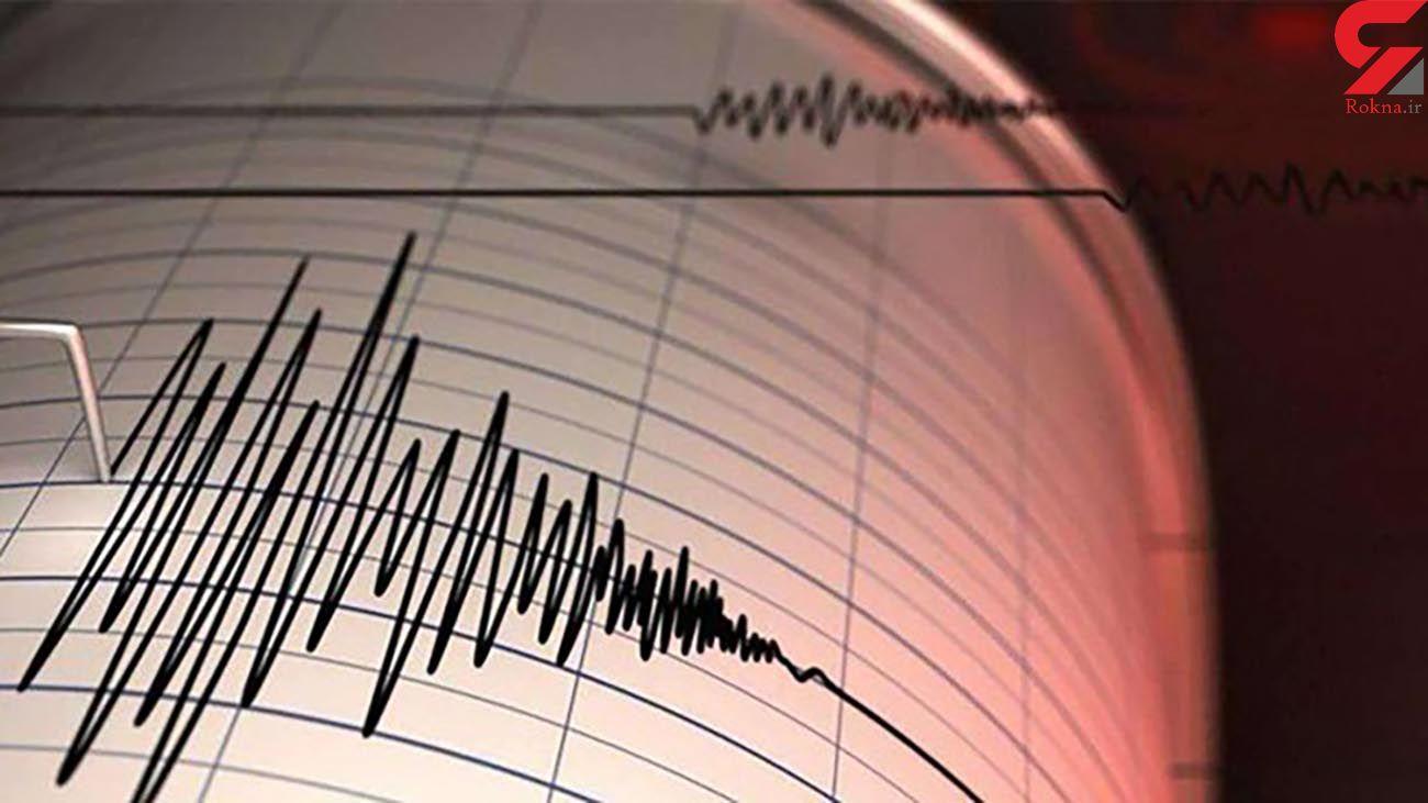 زلزله ۳.۷ ریشتری جایزان را لرزاند