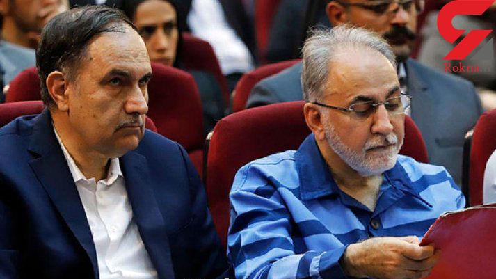 حضور نویسنده جنایی در کنار نجفی در دادگاه !