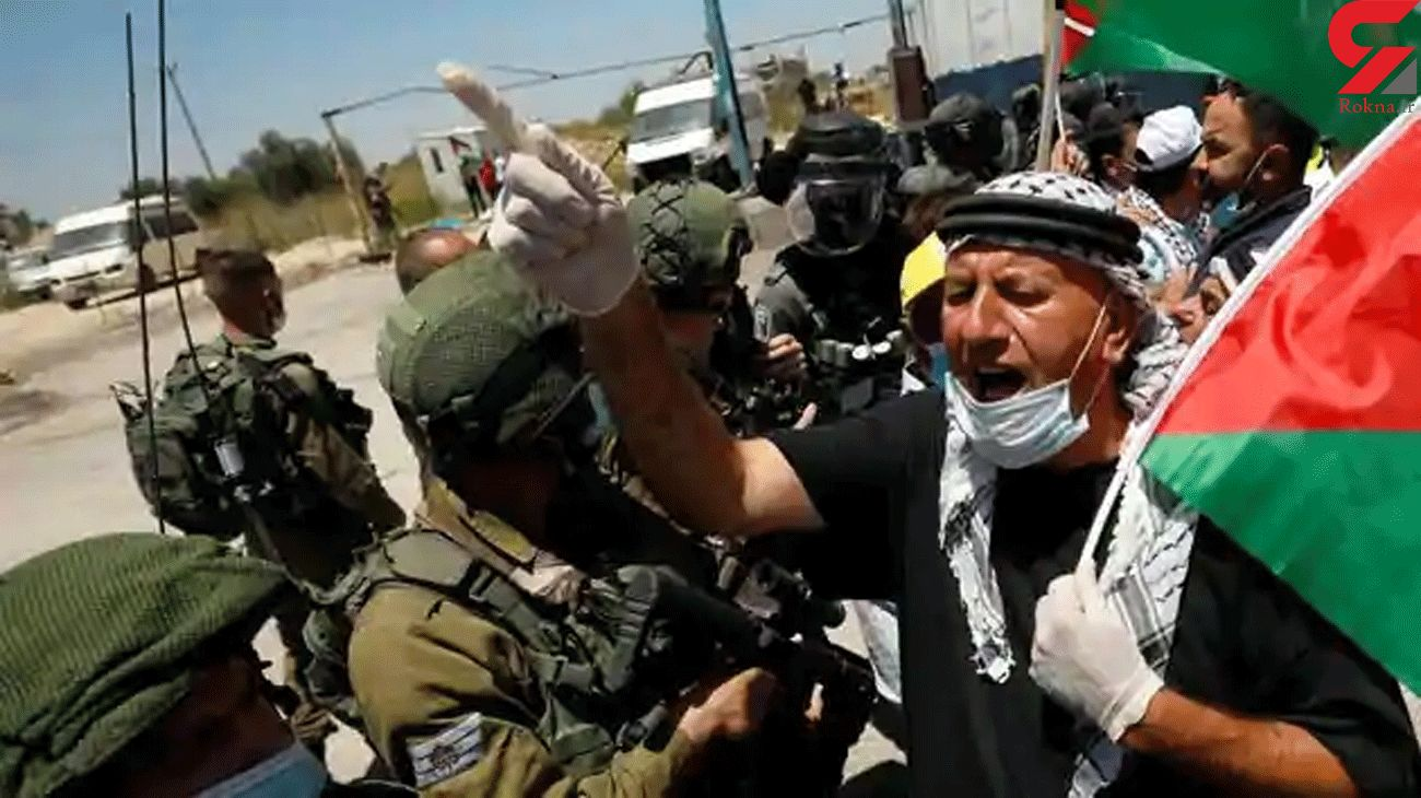 Israeli Forces Violently Attack Peaceful Palestinian Rally in West Bank