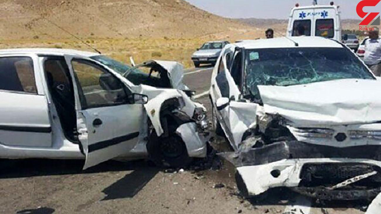 سانحه رانندگی در مسیر بوشهر_گناوه ۳ کشته برجای گذاشت