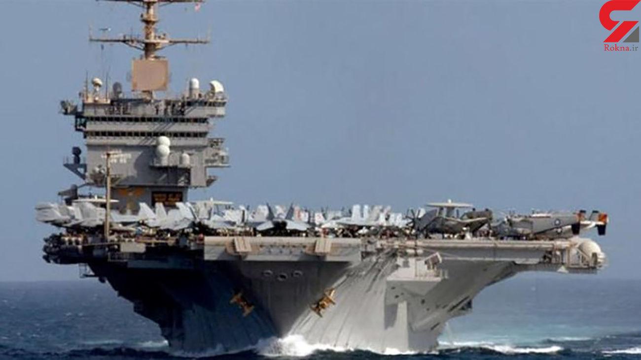 رزمایش دریایی آمریکا، بلژیک، فرانسه و ژاپن در دریای مکران