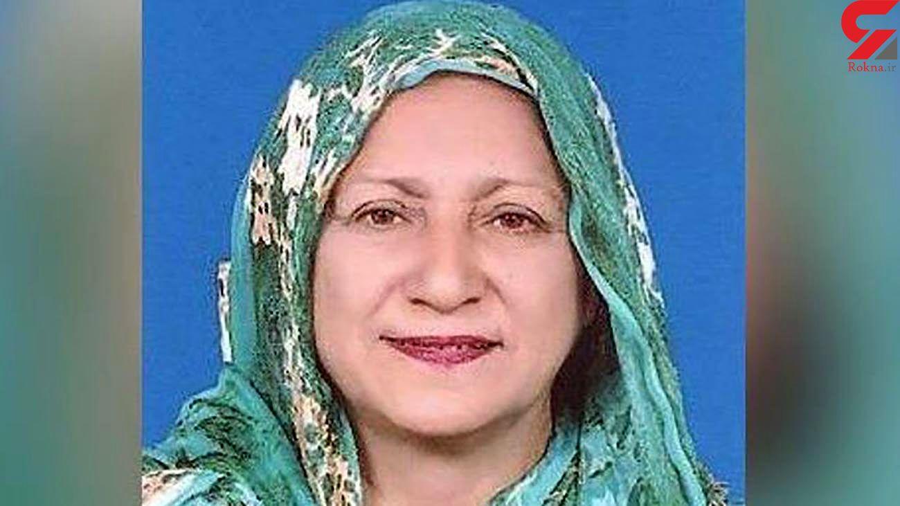 کرونا جان نماینده زن را گرفت + عکس / پاکستان