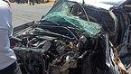 سانحه رانندگی در کرمانشاه ۳ کشته به جا گذاشت